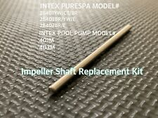 Replacement Shaft Intex Pure Spa Item 28401Yw/Ct 28403Br/Yw/E 28637Eg 401M 403M