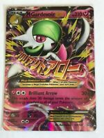 MEGA Gardevoir EX ULTRA RARE 106/160 Pokemon XY Primal Clash NM HOLO