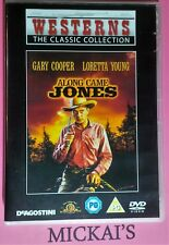 ALONG CAME JONES - WESTERNS THE CLASSIC COLLECTION WTCCN40 DVD PAL UK OOP