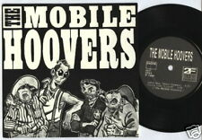 "The MOBILE HOOVERS Urban cowboys FRENCH 7"" 45 -  2 F Records NEW-UNPLAYED"