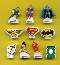 JUSTICE LEAGUE série complète ..ref.B132  BATMAN-SUPERMAN-WONDER WOMAN----