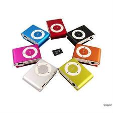 LETTORE MP3 COMPLETO + USB MEMORIA 2GB eCUFFIE NERO BLU SILVER ROSSO