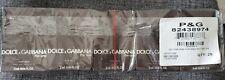 Dolce & Gabbana The One For Men Eau de Toilette Vial 25 Samples .06oz 2ml SEALED
