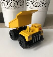 1987 VINTAGE TOY REMCO DUMP TRUCK yellow collectible Diecast #SundayMarket