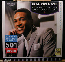 MAXIS 45 T  VINYL - MARVIN GAYE - I HEARD IT THROUGH THE GRAPEVINE