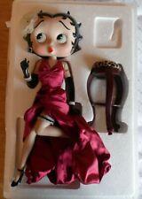 "Danbury Mint 14"" Tall Syd Hap Betty Boop Figurine - ""Betty Sings The Blues"""