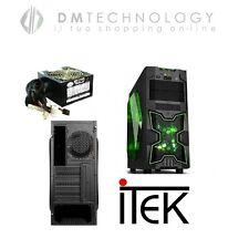 Case NINJA iTeK Gaming Middle Tower USB 3.0+ALIMENTATORE VULTECH 750R