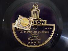 Dajos Bela Le chemin des Fiancailles / Coucou Odeon 163412 VG++/NM