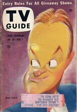 1957 TV Guide January 26 - Bob Hope; Cheyenne; Alistair Cooke; Marge Champion