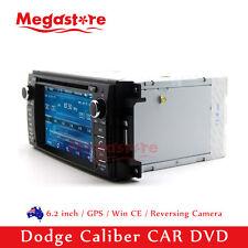 "6.2"" Car DVD GPS Navigation Head Unit Stereo Radio For Dodge Caliber 2009-2012"