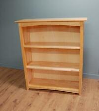 Smashing! Light Beech Bookcase with Three Shelves