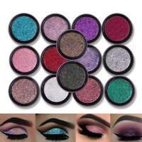 Charm Glitter Pailletten Lidschatten Lidschatten Palette Make Up Kosmetische