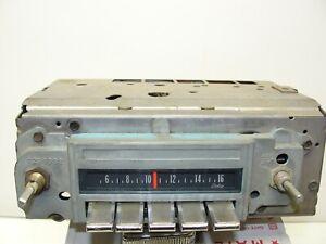 1967 PONTIAC DELCO AM RADIO GRAND PRIX BONNEVILLE # 7298822