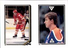 1987-88 OPC SHEEHY/ GRETZKY #38/ 181 STICKERS NM-MT (REF 11870)