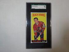 1964-65 Topps Tallboy Hockey #31 Stan Mikita SGC 84 NM 7