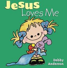Jesus Loves Me [Cuddle and Sing Board Book] ,