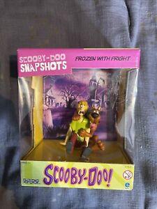 Scooby-Doo SNAP SHOTS Frozen With Fright Cartoon Network NIB