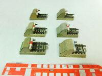BU30-0,5# 6x Märklin H0/00/AC Prellbock 462 (7060) M-Gleis für 3600/800