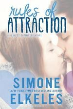 A Perfect Chemistry Novel Ser.: Rules of Attraction by Simone Elkeles (2015,...