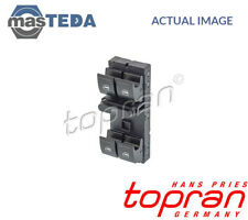 TOPRAN DRIVER SIDE WINDOW LIFT SWITCH BUTTON 116 040 G NEW OE REPLACEMENT