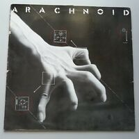 Arachnoid - Self Titled s/t Vinyl LP Rare 1988 French Reissue Avantgarde Prog