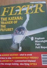 Flyer 1994 June Katana,Optica,Lancair