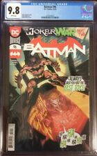 💥💥 BATMAN #96 1st APPEARANCE OF CLOWNHUNTER -MARCH COVER CGC 9.8   IN STOCK 💥