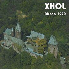 XHOL CARAVAN - Altena 1970 - CD Krautrock Garden Of Delights