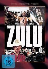 Zulú Jack Hawkins MICHAEL CAINE Edición Especial DVD NUEVO