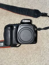 Canon Eos 20D 8.2 Mp Digital Slr Camera - Black (Body Only)