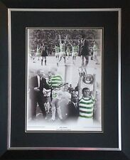 M Surname Initial Signed Football Prints