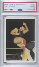 1988 Wonderama NWA Ivan Koloff #100 PSA 9