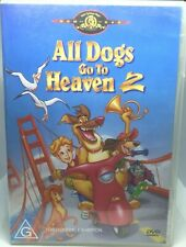 All Dogs Go To Heaven 02 ( DVD 2004 ) PRE-OWNED
