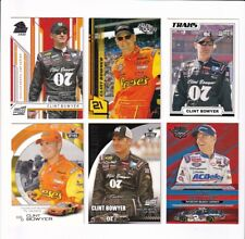 2004 Trackside Clint Bowyer ROOKIE CARD #42 BV$8!