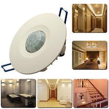 LED 360 degrés plafond infrarouge IR mur Motion Sensor Détecteur automatique