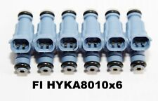Fuel Injectors for 04-06 Kia Amanti 3.5L V6 35310-38010 1SET=6 Pieces