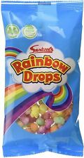 Small Rainbow Drops Swizzels Matlow Sweets Party10g Bags Candy 10 - 60 Full Box