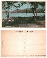 CANADA Postcard - Quebec, St. Jovite Lake Ouimet (B17)