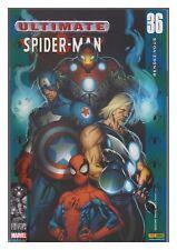 comics ultimate spider-man magazine N° 36  2005 TBE marvel france