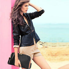 Women Shoulder Bag Leather Clutch Handbag Ladies Tote Purse Hobo Messenger Bags