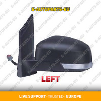 Ford Focus 2008 2009 2010 LEFT Heated Exterior Wing Outside Mirror
