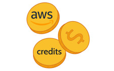 $25 AWS Credit Code (1 Code per AWS Account). Expiry: July 2022 Fast Shipping