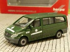 1/87 Herpa MB Vito Bus Waggershauser 048712