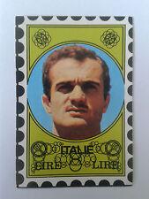 Sandro Mazzola Italie VANDERHOUT Autocollant ISSED pour la coupe du monde Mexique 1970