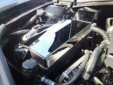 Camaro 2010-2015 V6 2 Pc Polished FUSE COVER chrome stainless engine dress up