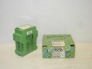 PHOENIX CONTACT 29 38 75 6 NEW POWER SUPPLY MINI-PS-100-/240AC/10-15DC/2 2938756