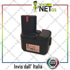 Batteria compatibile per Hitachi DS 12DVF3 1500mAh 12V 03009