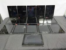 """Lot of 16 Apple iPad 2nd Gen 16GB Wi-Fi 9.7"""" Screen Tablets A1395"""