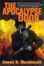 The Apocalypse Door by James D. Macdonald (2002, Hardcover, Revised)