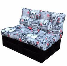 Cuscini per bancali seduta e schienale divano pallet  - MADE IN ITALY